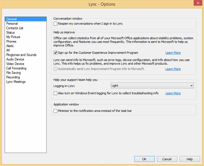 Client Registry Keys (Part One) – Mastering Skype & Teams